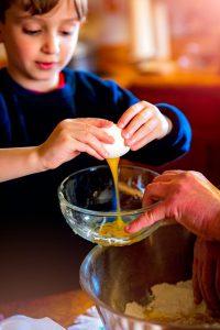 טיפול בבישול לילדים: תרפיה ובישול בין כתלי המטבח